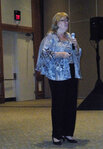 Cheryl Perkins, the keynote speaker for the MWSCC's 2010 Technical Symposium, spoke to attendees about open innovation.