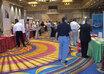 In addition to the seminar, the FLSCC Sunscreen Symposium 2011 also featured a tabletop exhibition.
