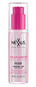 Read the Label Online: Nexxus Color Assure Pre-wash Primer