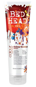 Read the Label Online: Tigis Bedhead Colour Combat Colour Goddess Shampoo