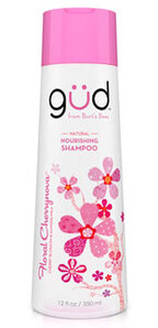 Read the Label Online: Güd by Burts Bees Floral Cherrynova Natural Nourishing Shampoo
