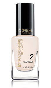 Read the Label Online: Online RTL: LOréal Paris Extraordinnaire Gel Lacquer 1-2-3