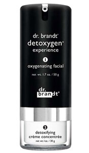 Two-step System For Skin Detox and Radiance