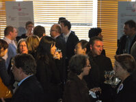Over 250 attendees attended the In-Cosmetics 20th Anniversary and Awards Reception.