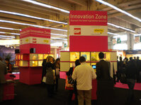 The Innovation Zone at In-Cosmetics was in association with Mintel and sponsored by International Specialty Products.