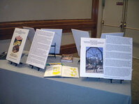 In the name of innovation, the MWSCC's 2010 Technical Symposium featured a table of innovative technology posters.