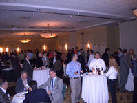 Attendees at <em>C&T</em> magazine&rsquo;s Suppliers&rsquo; Appreciation Reception mingled while enjoying hors d&rsquo;oeuvres.