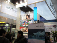 B&T srl, Wacker and Unipex booth ath PCHi 2010