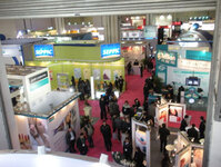 PCHi 2010 drew 2,300+ attendees on the opening day of the show.