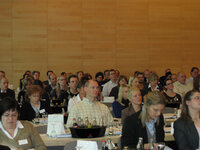 Attendees at Perspectives for Natural Cosmetics–Natural Cosmetics as a Perspective