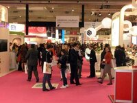 590 exhibitors participated in this year's event