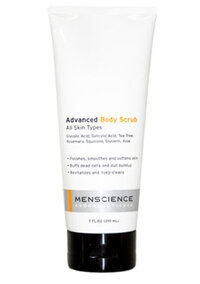 MenScience Advanced Body Scrub