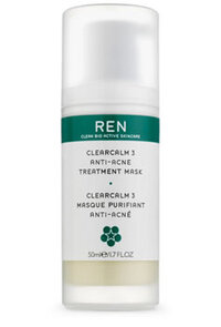 REN ClearCalm 3 Anti-acne Treatment Mask