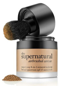 Read the Label Online: Philosophy Supernatural Airbrushed Canvas SPF 15