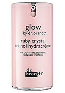 Read the Label Online: Dr. Brandts Glow Ruby Crystal Retinol Hydracrème