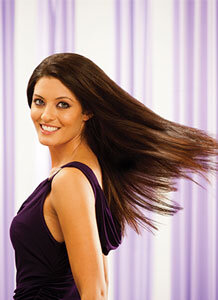 Reducing Hair Friction for Healthy Hair Movement