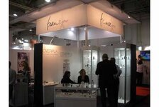 The French Pavillion at the FCE exhibition in Sao Paulo