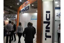TINCI stand at the FCE exhibition in Sao Paulo