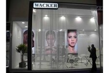 Wacker stand at the FCE exhibition in Sao Paulo