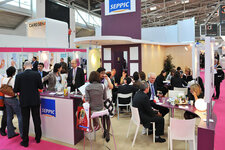 Seppic's booth at in-cosmetics