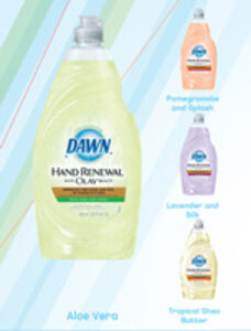 P&G Utilizes Olay Technology for Beautifying Dish Soap