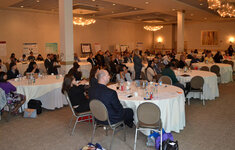 The audience had a number of great questions for speakers at the MWSCC's Fall Technical Symposium.