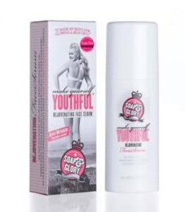 Read the Label Online: Soap & Glory Make Yourself Youthful Rejuvenating Face Serum