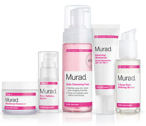 Murad Launches Pore Clearing and Tightening Regimen