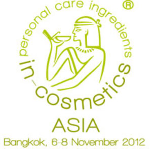 Final Days for Fast-track Entry Into in-cosmetics Asia 2012