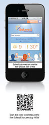 Solaveil Suncare iPhone App