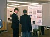 International Specialty Products (ISP) presented posters on their latest innovations at the Technology Showcase.