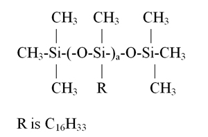 Figure 3. Cetyl methicone