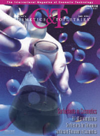 July 2001 CT Cover