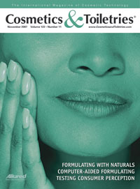 November 2007 CT Cover