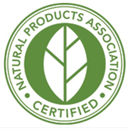 Natural Product Association Certified