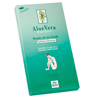 Yves Rocher Aloe Vera Essentiel Cold Wax Strips