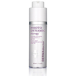 DERMAdoctor Photodynamic Therapy Sunlight-Activated Laser Lotion SPF 30