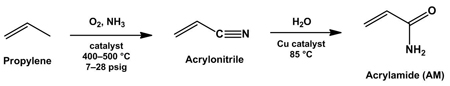 AM monomer synthesis