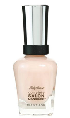 Figure 2. Sally Hansen Complete Salon Manicure nail polish