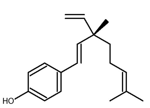 Figure 1. Structure of bakuchiol