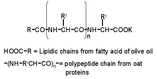 Figure 2. Chemical structure of POHOP