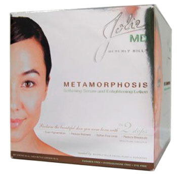 Figure 6. Julie MD Metamorphosis Enlightening Lotion