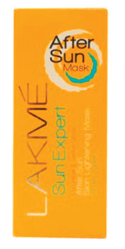 Figure 7. Lakmé Sun Expert After Sun Skin Lightening Mask