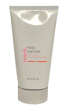 Figure 5. Avon's Mark Help Wanted  Anti-Acne Exfoliating Cleanser