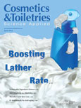 Cosmetics & Toiletries April 2013 Cover