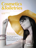 Cosmetics & Toiletries May 2013 Cover