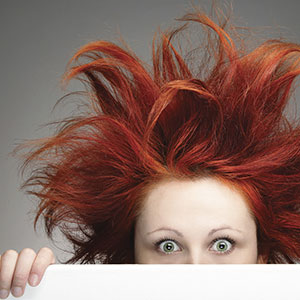 How Damaged is Hair? Part I: Surface Damage