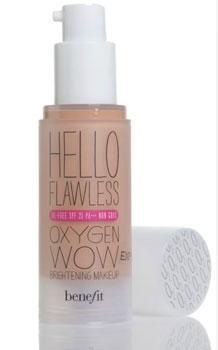 Benefit Hello Flawless! Oxygen Wow SPF 25 PA+++ Liquid Foundation