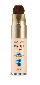 L'Oréal Paris' Visible Lift Smooth Absolute Foundation SPF 17