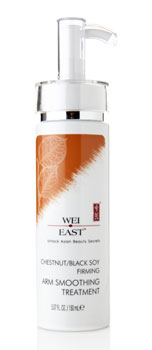 Wei East Firming Chestnut/Black Soy Arm Smoothing Treatment